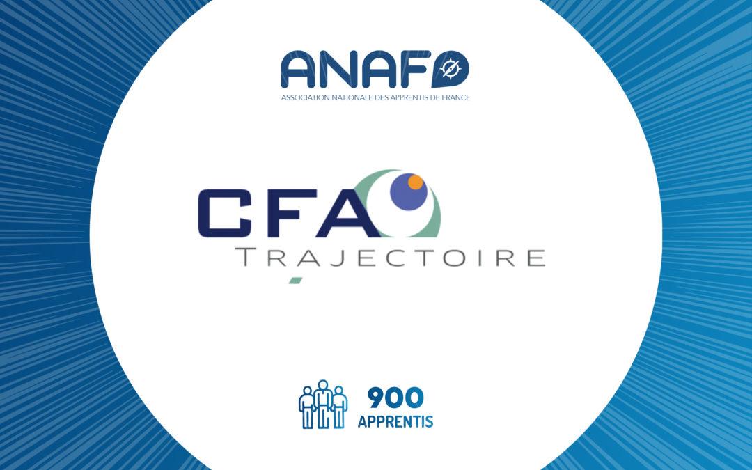 CFA TRAJECTOIRE, adhérent à l'ANAF engagé pour l'accompagnement des alternants