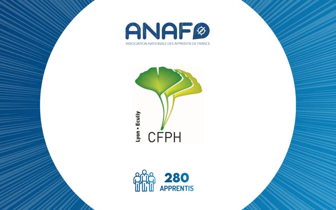 CFPH Écully, adhérent à l'ANAF engagé pour l'accompagnement des alternants